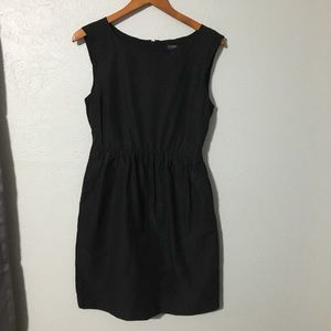 J. Crew Silk Cora Empire Waist Sheath Dress